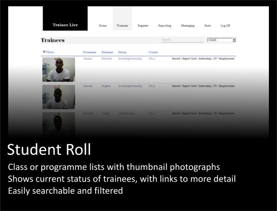TL - Student Roll