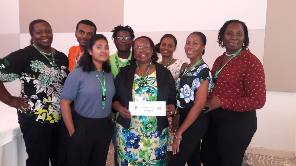 Press Release: Our Director and Local Delegates Attend GEF Workshop in St. Lucia