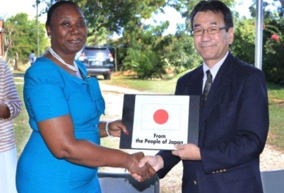 Press Release: Japan Handing Over Ceremony 2020