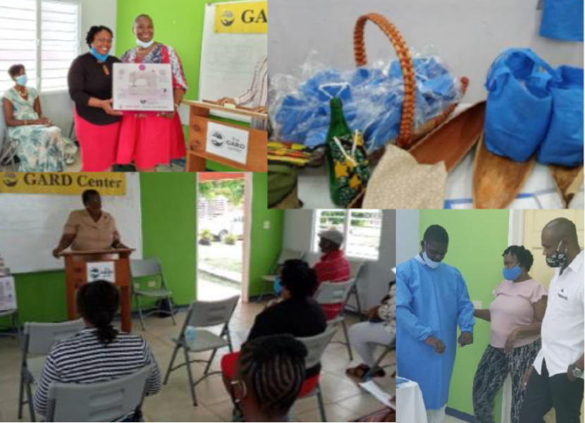 Press Release: Beginners Sewing Course Completion Ceremony and Exhibition